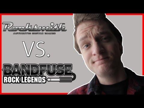 Rocksmith VS Bandfuse - reddit.com