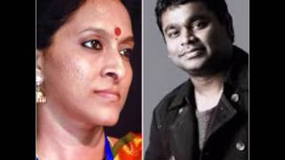 Great 10 Tamil Songs of Bombay Jayashri with AR Rahman and Other Music Directors