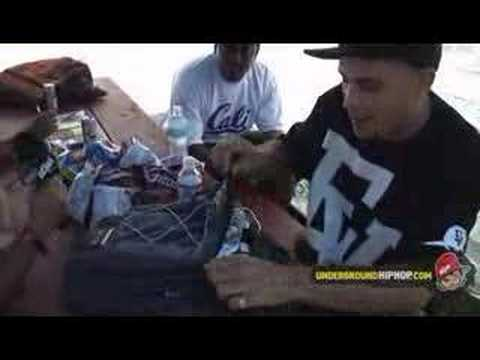 Dilated Peoples - 'Interview Pt. 2 (Live At Wakestock 2007)'