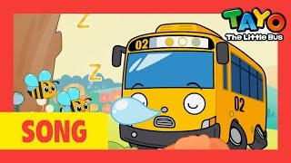 Baby Bumble Bees l Nursery Rhymes #7 l Tayo the Little Bus