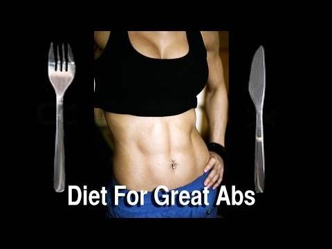 My New Diet for Great Abs and Healthier Lifestyle