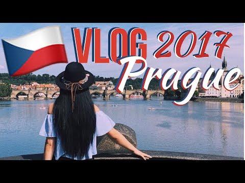 VLOG Prague 2017 | Чехия Прага