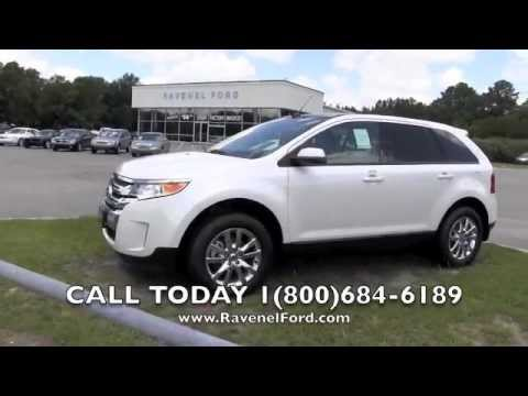 2013 Ford Edge SEL Charleston Car Videos Review * Vista Roof * $98 Over Invoice @ Ravenel Ford SC