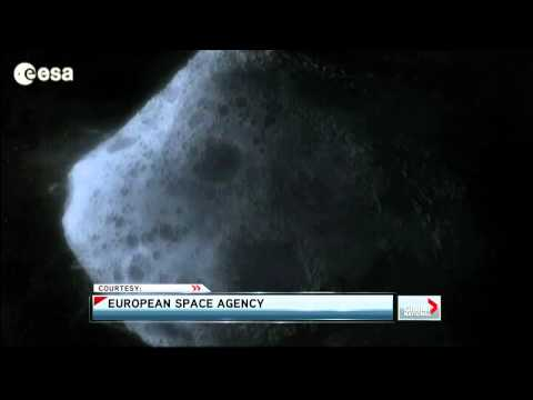 Global National - Canadian asteroid-hunting satellite