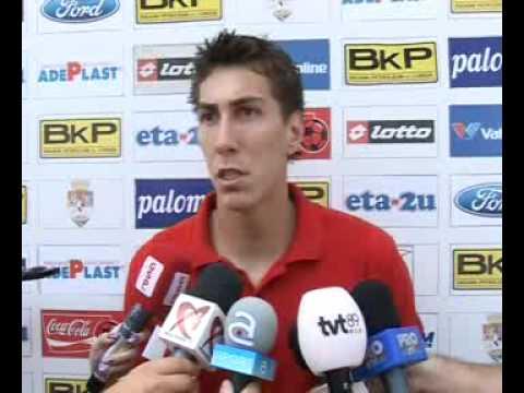 Costel Pantilimon (FC Timisoara) - 27 mai 2009
