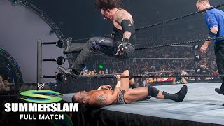 FULL MATCH - Undertaker vs. Randy Orton: SummerSlam 2005