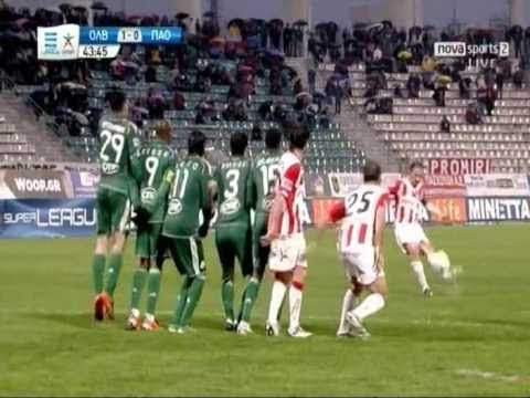 Olympiakos Volou - Panathinaikos 3-2 Total Superleague 2010-11 Day 30