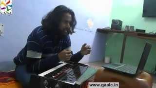 Hindi songs singing lessons online skype classes learn bhajan ghazal bollywood film songs