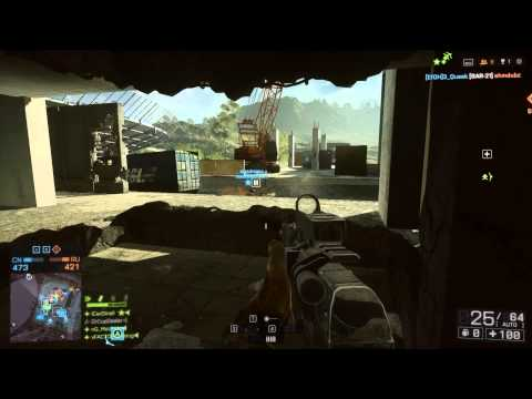 BF4 Crashes, patches and other frustrations - 43-2 AEK gameplay - Commentary and Advice