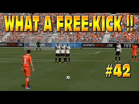 FIFA 15 LIVERPOOL CAREER MODE:  WHAT A FREE-KICK + AMAZING SIGNING!! #42