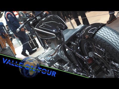 EICMA 2019 - alle Highlights von BMW Motorrad (R18, R18/2 Concept, F 900 XR, F 900 R & S 1000 XR)
