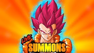 I WILL PULL MORE GODS! | LIVE SUMMONS ON DRAGON BALL LEGENDS STEP UP BANNERS | DRAGON BALL LEGENDS