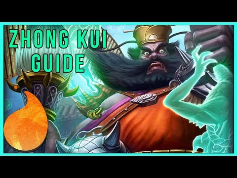 The Return of Smite Guides: Zhong Kui