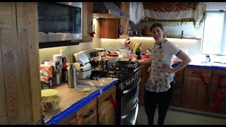 In The Kitchen With Mayim