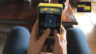Mini Arcade Pacman v2
