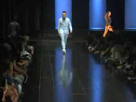 New York Fashion Week: G-Star Raw S/S 2010 (I) Video