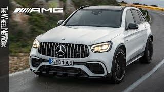 2020 Mercedes-Benz AMG GLC 63S 4MATIC+ | Driving, Interior, Exterior