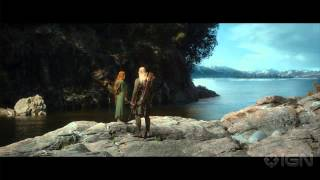 The Hobbit: The Desolation of Smaug - This Is Our Fight Clip