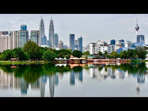Kuala Lumpur Malaysia 2018 4K Ultra HD Film