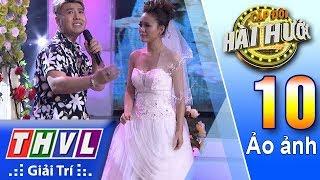 THVL | Cặp đôi hài hước Mùa 2 – Tập 10[4]: Lời nguyền - Võ Tấn Phát, Akira Phan