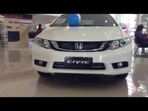 Novo Honda Civic LXR 2015