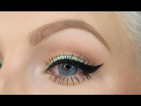 Mint Liner & Dewy Skin | Spring Makeup Talk-thru