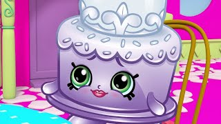 SHOPKINS SHOPVILLE CARTOON SPECIAL NEW COMPILATION | QUEEN CAKE | Kids Movies | Shopkins Episodes