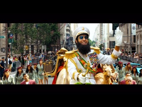 THE DICTATOR - Official International English Trailer - HD Music Videos
