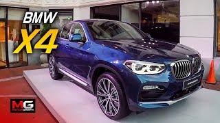 '제로백 4.9초 SUV' BMW 신형 X4 M40d 미국 현지 시승기...4년 만에 풀체인지된 이유는 '벤츠 GLC 쿠페' 탓?