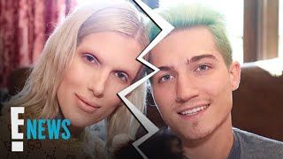 Jeffree Star Confirms Split With Boyfriend Nathan Schwandt | E! News