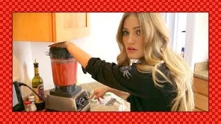 How to Make Pizza | iJustine
