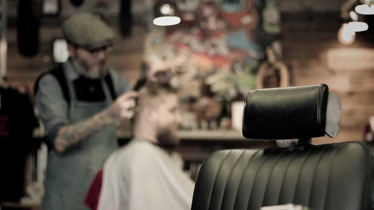 Vintage Barbershop Old Retro Barbershop - Pappas