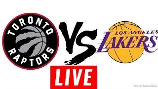 Toronto Raptors vs Los Angeles Lakers LIVE STREAM FREE - October 27 2017 NBA HD