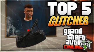 GTA 5 Online BEST Glitches 1.32 ''TOP 5 WORKING GLITCHES'' After Patch 1.32 (Best Working Glitches)