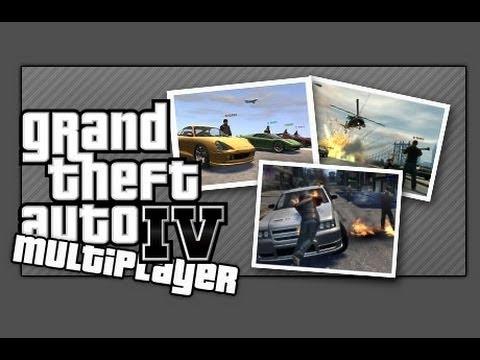 Grand Theft Auto IV (GTA 4) - Мультиплеер #13 [ПАРАЛЛЕЛЬНЫЙ МИР - ОФИГЕННЫЙ БАГ]