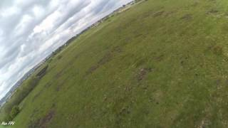 DemonRC NOX5 & KissFC  - fpv freestyle training
