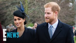 Meghan Markle & Prince Harry Cut Ties With Will & Kate's Charity | E! News