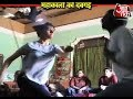Pooja Sharma's sword fighting thumbnail