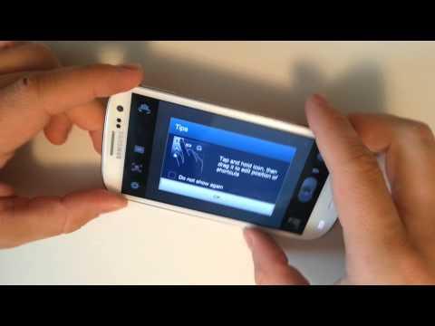 Sprint Samsung Galaxy S3 Review