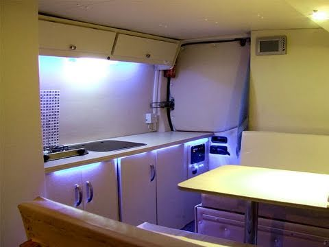 HOW TO MAKE A SELF-BUILD MOTORHOME - On A Low Budget