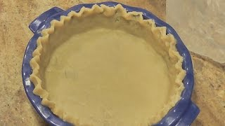 EASY NO FAIL Pie Crust EVERYTIME