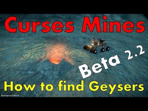 Elite Dangerous Beta: How to Find Geysers