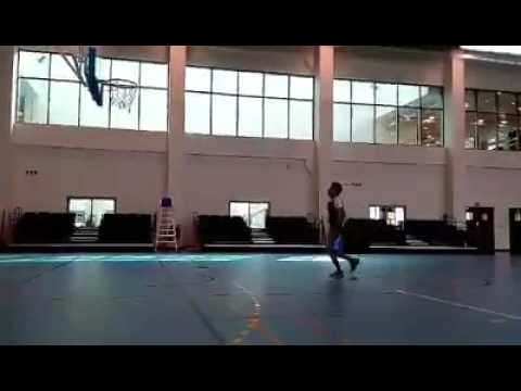 Best free throw in asab abu dhabi ( Celso Zarate )