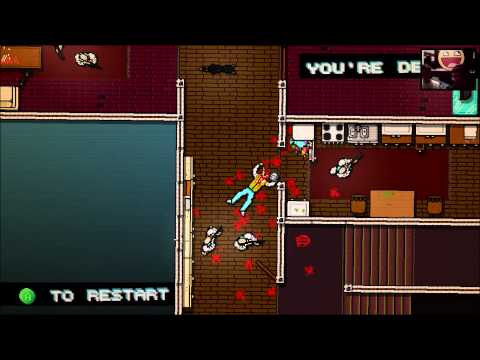 Hotline Miami With A Frenchman video