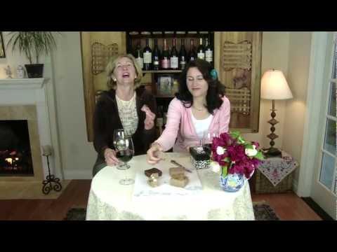 Chocolate Fudge & Wine