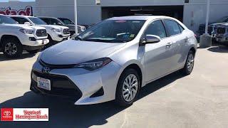 2017 Toyota Corolla Westminster, Costa Mesa, Garden Grove, Long Beach, Huntington Beach, CA 00283105