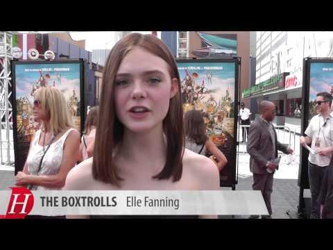 Boxtrolls Premiere: Elle Fanning, Ben Kingsley, Nick Frost, Directors