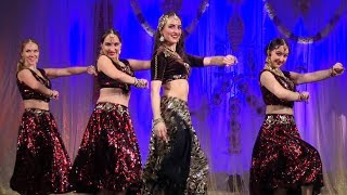 Laila Main Laila, Indian Dance Group Mayuri, Russia