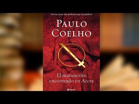 Reseña:  El manuscrito encontrado en Accra →  Pablo Coelho