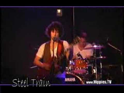 Steel Train - Black Eye